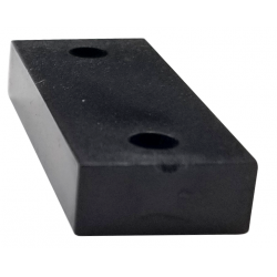 Guide block spacer