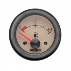 Gauge fuel level FUELN cream 12/24V