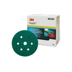 Sanding 245 HK disc P80 grit x 50pc<br/>Dia. 150 mm Hookit series<br/>