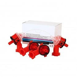 Accuspray atomizing head 16609 Red<br/>2mm 4 per kit<br/>