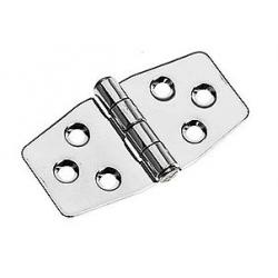 Hinge 40 x 76 mm SS316 electro<br/>polished<br/>