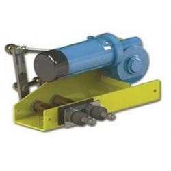 Heavy duty wiper motor type 2110BS