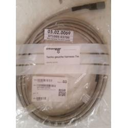 Wire harness 7 m Tacho gauge