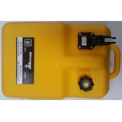 Tank fuel 25L portable with