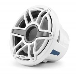 "Subwoofer 10"" M6-10W-S-GwGw-4 gloss<br/>white trim ring gloss white sport<br/>grille coaxial system"