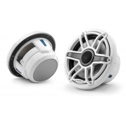 "Speaker 7.7"" M6-770X-S-GwGw gloss<br/>white trim ring gloss white sport<br/>grille coaxial system (pair)"