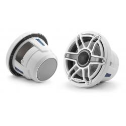 "Speaker 8.8"" M6-880X-S-GwGw Gloss<br/>white trim ring gloss white sport<br/>grille coaxial system (pair)"
