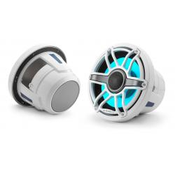 "Speaker 8.8"" M6-880X-S-GwGw-i LED<br/>gloss white trim ring gloss white<br/>sport grille coaxial system (pair)"