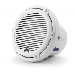 "Subwoofer 8"" M6-8IB-C-GwGw-4 Gloss<br/>white trim ring gloss white classic<br/>grille coaxial system"