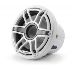 "Subwoofer 8"" M6-8IB-S-GwGw-4 Gloss<br/>white trim ring gloss white sport<br/>grille coaxial system"