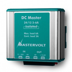 Converter 12/12-3A isolated DC