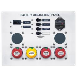 Battery management panels MS 1