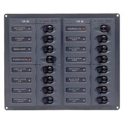Panel 904NM 12V 16 breaker