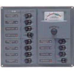Panel 902V-AM 12V 12 breaker
