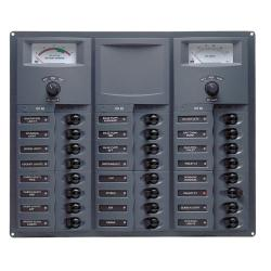 Panel 905-AM 12V 24 breaker