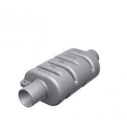 Muffler MP60 for Dia. 60 mm hose<br/>connection<br/>