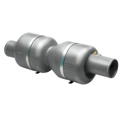 Muffler MV150 for Dia. 150 mm hose<br/>connection<br/>