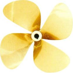 "PROPELLER-29""x35"" 5Bl LH MnBr<br/>Surface Type<br/>"