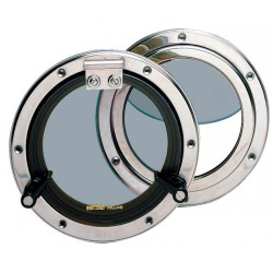 Porthole PQ51 Dia. 126 mm cut-out<br/>SS316 frame with mosquito screen<br/>CE certified A-II