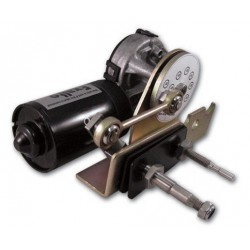 Wiper motor 223KG 24V 23Nm glass<br/>17mm<br/>