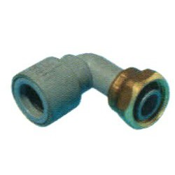 "Connector tap bent 15 x 1/2"" pack<br/>of 10 pc<br/>"