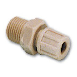 "Fitting 1/4"" x 6 mm straight<br/>coupling for wiper system<br/>"