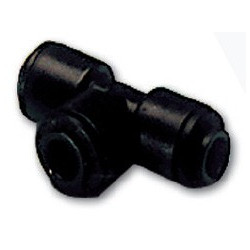 Fitting pressurized 6 mm T coupling<br/>for wiper system<br/>