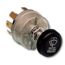 Wiper switch 12/24V 2 speed
