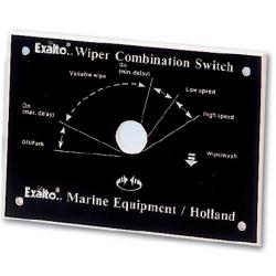 Face plate for wiper combination<br/>switch (05.13.0221 / 05.13.0222)<br/>