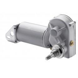 Wiper motor DIN1250 12V 50 mm<br/>spindle with DIN tapered end<br/>