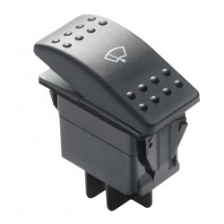 "<span class=""tooltip"">Switch rocker OFF-1-2 HDMSW2 for 2<br/>speed wiper motor 20A (Suitable for<br/>wiper motors RWS, DIN & HDMC. Not... 								<span class=""tooltiptext""> 									Switch rocker OFF-1-2 HDMSW2 for 2 speed wiper motor 20A (Suitable for