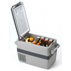 Travel box 39L ac/dc<br/>12/24V + 110/ 230V vent cooled with<br/>digital thermostat