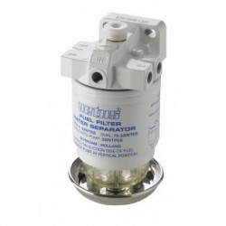 """<span class=""""tooltip"""">Filter/separator Diesel 330VTEPB<br/>190Lph spin-on filter with pump 10<br/>micron M14x1.5 connection CE/ABYC... <span class=""""tooltiptext""""> Filter/separator Diesel 330VTEPB 190Lph spin-on filter with pump 10 micron M14x1.5 connection CE/ABYC certified </span> </span>"""