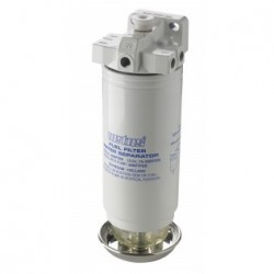 """<span class=""""tooltip"""">Filter/separator Diesel 350VTEPB<br/>460Lph spin-on filter with pump 10<br/>micron M14x1.5 connection CE/ABYC... <span class=""""tooltiptext""""> Filter/separator Diesel 350VTEPB 460Lph spin-on filter with pump 10 micron M14x1.5 connection CE/ABYC certified </span> </span>"""