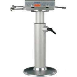 Seat pedestal 370-460mm adjustable
