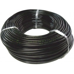 Hose hydraulic flexible Dia.8mm<br/>for crimp connections in LS<br/>steering system (sold per meter)