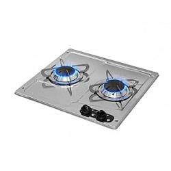 "Cooker Gas ""Burny"" 2 semi-rapid<br/>Horizontal burner<br/>"