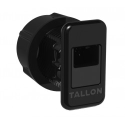 Tallon Mini socket mount for light<br/>vehicles (with backnut and washer)<br/>