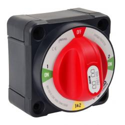 Battery selector switch 772-DBC<br/>400A 48V 4 position (1-1&2-Parallel<br/>-Off) Pro installer series