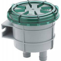 Filter no-smell NSF16S for black<br/>water suitable for Dia. 16 mm vent<br/>hose (small filter size)