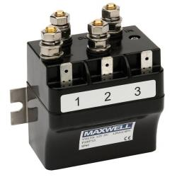 Solenoid reversing 12V 140A for PM<br/>motor of HRCFF6/7/8, RC6 & RC8-6<br/>(PM: Permanent magnet)