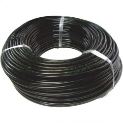 Hose hydraulic flexible Dia.6mm<br/>for crimp connection in LS steering<br/>system (sold per meter)