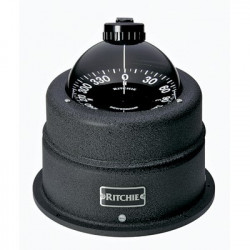 """<span class=""""tooltip"""">Compass C-453 shock mount binnacle<br/>""""5"""" flat card dial with 5 deg.<br/>markers (2 deg. & 2 deg. with... <span class=""""tooltiptext""""> Compass C-453 shock mount binnacle """"5"""" flat card dial with 5 deg. markers (2 deg. & 2 deg. with points option) 24V Green night light """"Globemaster series"""" Black for commercial vessels Note: Compasses are standard balanced for Zo </span> </span>"""