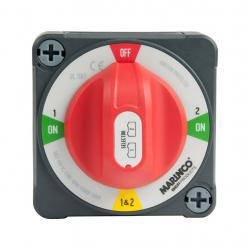 Battery selector switch 771-S-EZ<br/>400A 48V 4 position (1-2-1&2-Off)<br/>Pro installer series