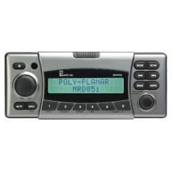 MRD85i - Bluetooth AM/FM stereo wit