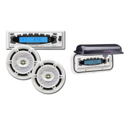 Combo package of MR45D stereo