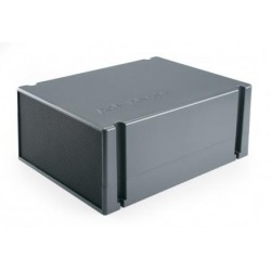 Subwoofer MS56s 12V box 100W RMS<br/>output Box size L 292 mm x W 218 mm<br/>x H 122 mm