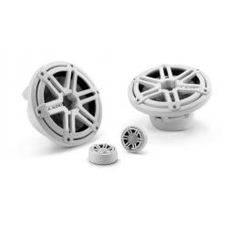 """Speaker 7.7"""" M770-TCS-SG-WH White<br/>Sport grille tower component system<br/>(pair)"""