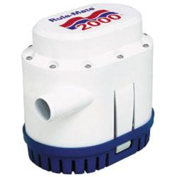 Pump bilge 2000 Gph 24V<br/>automated rule-mate series<br/>