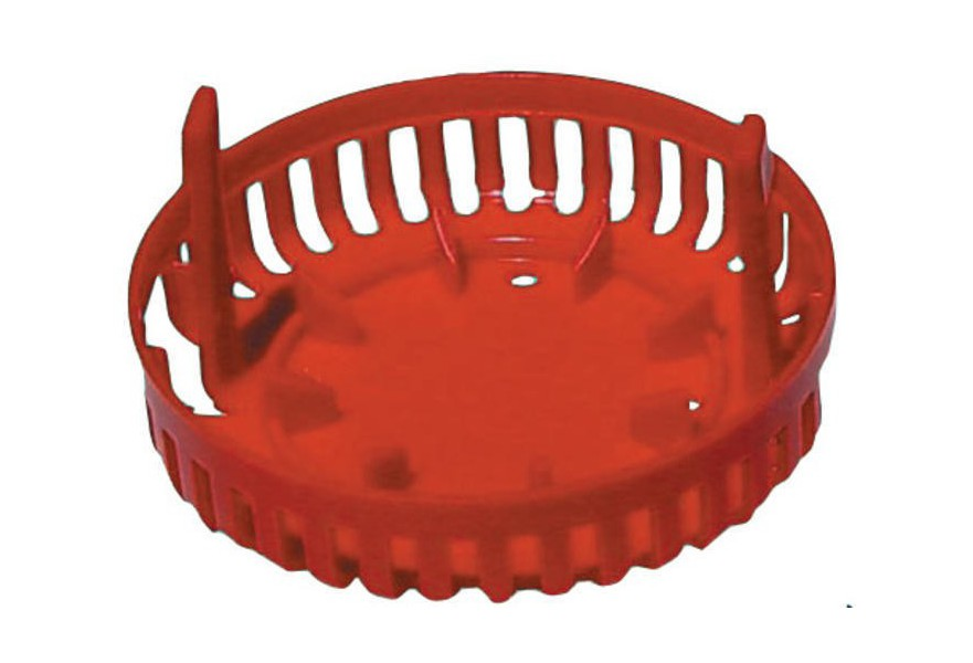 Rule 275 Round Strainer Base For 360 Pumps